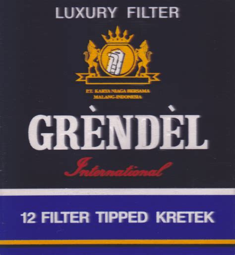 Rokok Djagung Isi 16 Rokok Malang jual rokok filter grendel international grendel filter isi 12 batang kerabat