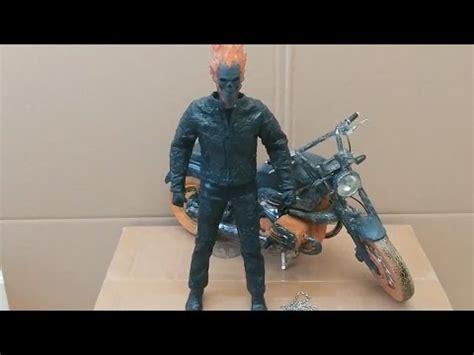 Custom Ghost Rider 1 custom ghost rider spirit of vengeance 1 6 scale figure teaser