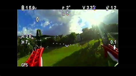 Dji Iosd Ii On Screen Display Unit dji iosd mini detailed install dvr flight footage on