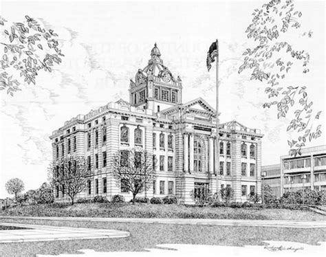 Grays Harbor County Court Records Washington State Courts Washington State Courthouse Tour