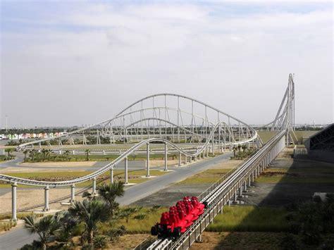 Fastest Roller Coaster In Ferrari World by Formula Rossa World S Fastest Roller Coaster 150 Mph 0