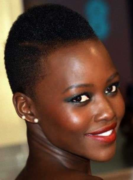 african american hair cuts real short on onw side longer on the orher side pics of short hairstyles for black women short