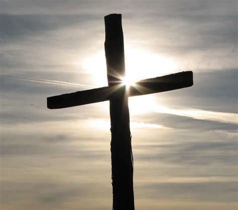 and christianity cross sunlight rlcf