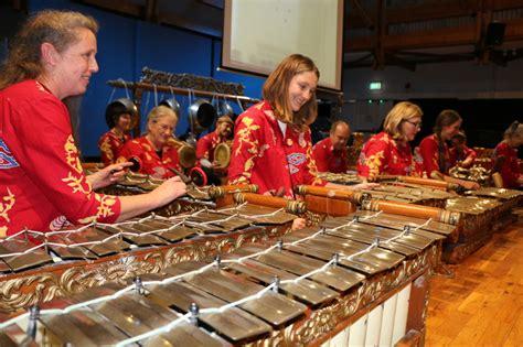 Asia Pacific Music Studio Launch   Gamelan Wellington