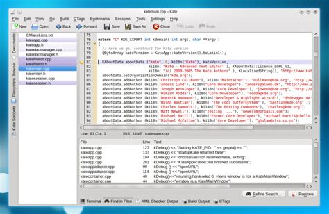 kde photo layout editor a kde text editor component could not be found techyv com