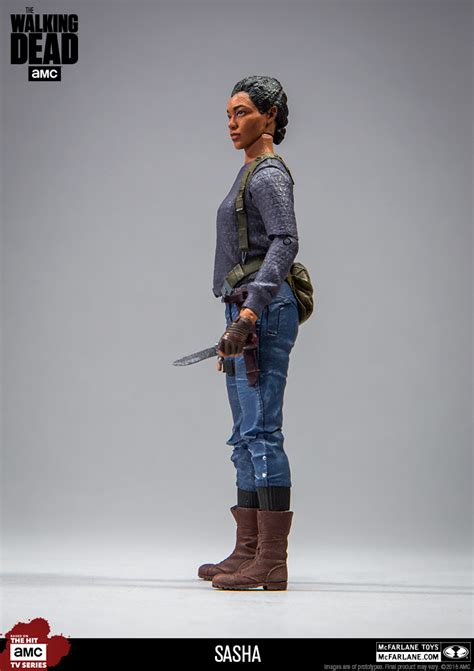 figure 5 inch new photos of walking dead 5 inch scale figure the