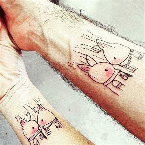 im 225 genes de tatuajes para parejas y sus significado