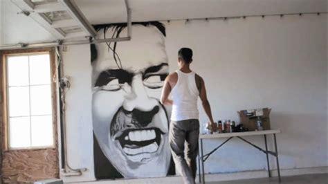 spray painter essex seze x spray paint portrait of nicholson in the
