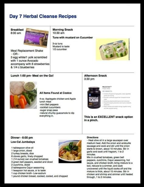 10 Day Detox Vegetarian Recipes by 1000 Ideas About Cleanse Recipes On Advocare