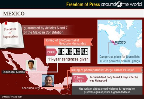 freedom  press   world freedom  press cases