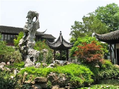 Beautiful Gardens In The World by Lingering Garden Suzhou Suzhou Lingering Garden Tour