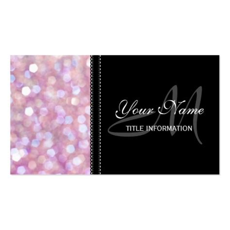 Sparkle Business Card Templates by 30 000 Glitter Business Cards And Glitter Business Card