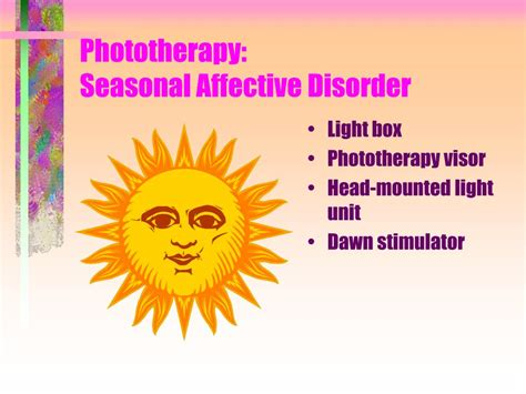 seasonal affective disorder l ppt cognitive disorders ect powerpoint presentation id