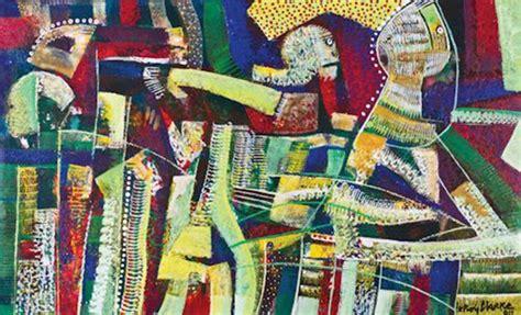 biography artist leroy clarke caribbean painters carib painters twitter