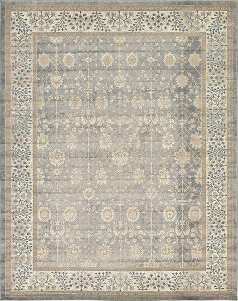 10 X 13 Gray Area Rug - gray 10 x 13 vienna rug area rugs esalerugs