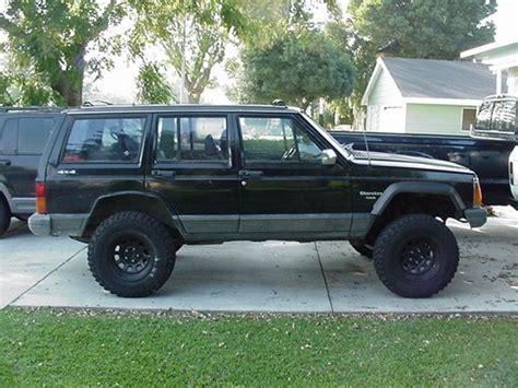 matte grey jeep xj jays94blkbeauty 1990 jeep specs photos