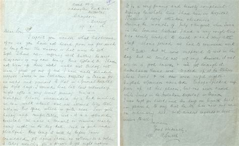 saving lincoln letter hospital beastly complaint the national archives