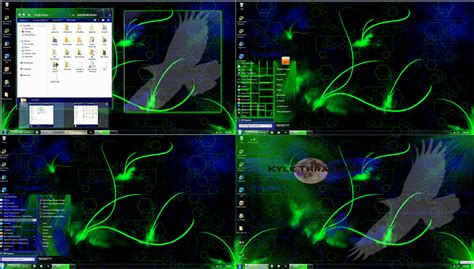 new themes for windows vista new aero theme windows 7 by thekylethrasher on deviantart