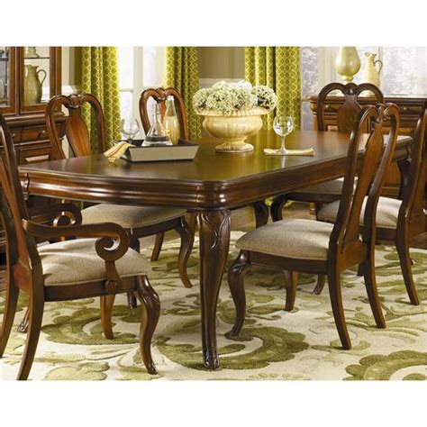 legacy dining room furniture 9180 222 legacy classic furniture evolution rectangular leg table