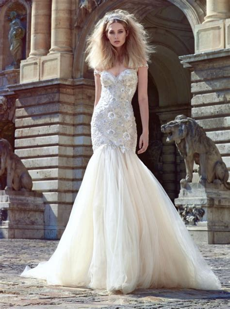 Glamours Dress glamorous wedding dresses trends 2016 modwedding