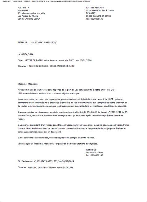 Exemple De Lettre Pour Un Rendez Vous Envoyer Une Lettre De Rappel Sogelink
