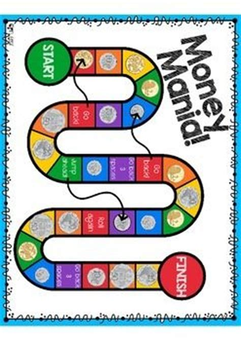 printable money board games ks1 1000 ideas about money games on pinterest counting