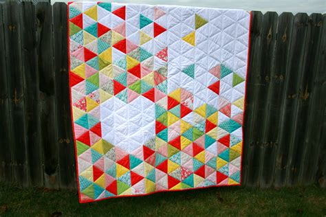 Washing Handmade Quilts - quilt triangle quilt hazelnut handmade