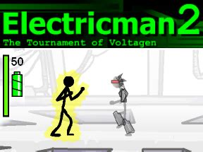 Electric man 1 online game