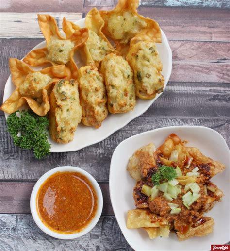 resep batagor bandung tahu bakso ikan goreng aneka resep batagor asli khas bandung istimewa resep resepkoki
