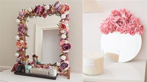 decorar espejos con flores decorablog revista de decoraci 243 n