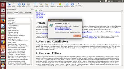 format chm adalah membuka file chm di ubuntu saya bisa dot com