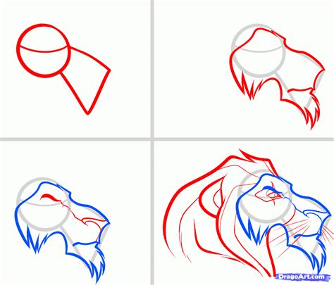 Drawing Step By Step Disney Characters by Draw Characters Pencil Drawing Collection