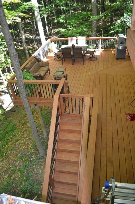 Kdat Decking by Decks Kdat Treated Lumber Deck Picture 6567