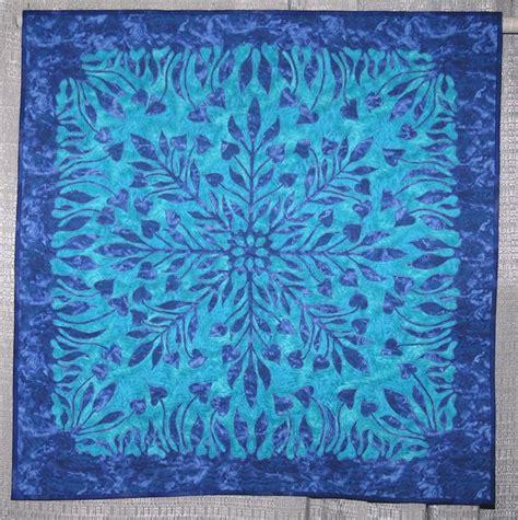 Hawaii Quilt by Hawaiian Quilt Mandalas