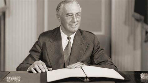 biography franklin d roosevelt franklin d roosevelt social security biography com