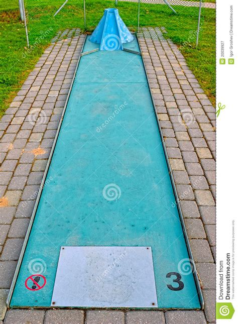 design your dream mini golf course mini golf course royalty free stock photography image