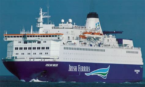boat names ireland oscar wilde ferry irish ferries cruisemapper