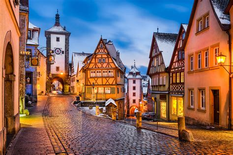 secret charming  towns   cosy winter break