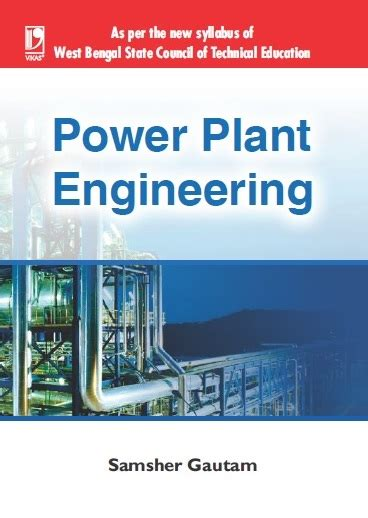 details books power plant engineering for wbscte by samsher gautam