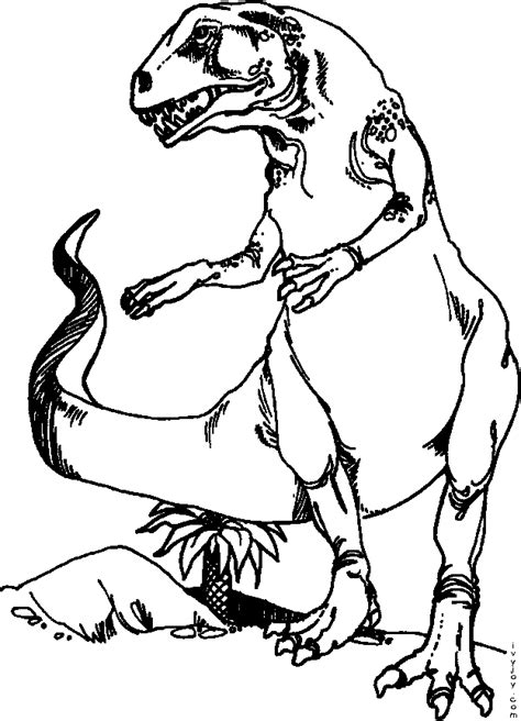 gigantosaurus coloring page coloring pages