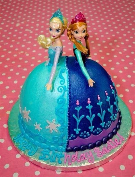 disney frozen birthday cake ideas  images  happy birthday wishes