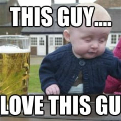 Kid Drinking Beer Meme - drunk baby image gallery sorted by views know your meme