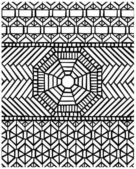 patterns coloring pages for preschoolers get this mosaic coloring pages free printable 16479