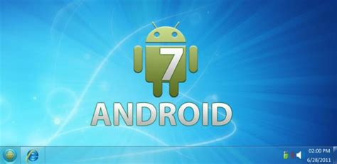 windows 7 for android android windows 7 apk