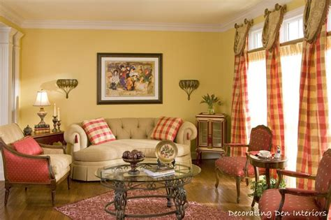 plaid living room furniture pin by laralee brown on living rooms pinterest