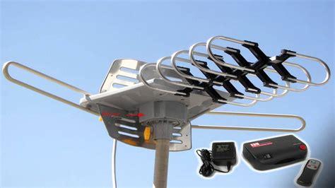 wa 2608 36db 360 176 booster vhf uhf hdtv outdoor tv signal antenna
