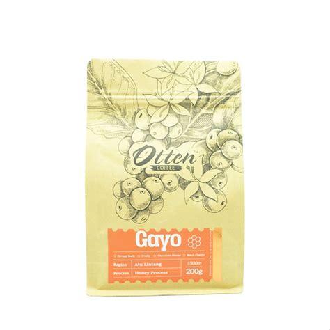 jual otten coffee arabica gayo honey process   lapak otten coffee ottencoffee