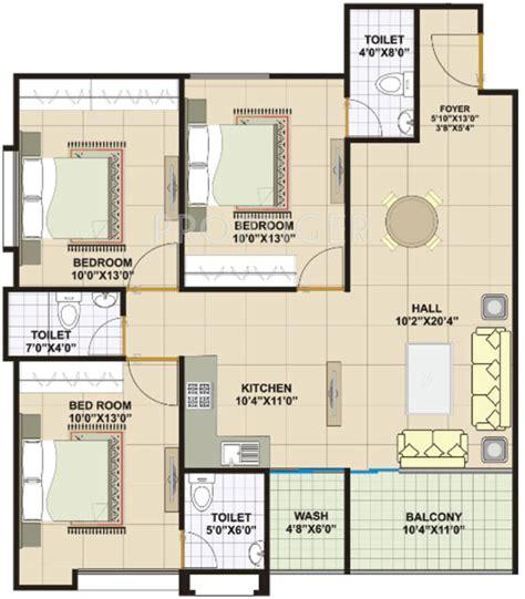 vastu floor plan vastu platinum paradise tower in mahalakshmi nagar indore