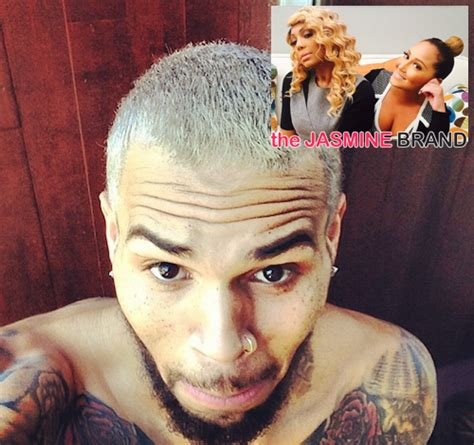 chris brown attacks adrienne bailon tamar braxton after chris brown won t apologize for roasting tamar braxton