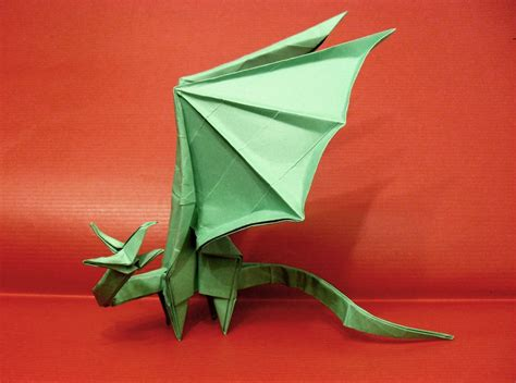 Easy Origami Dragons - origami simple by orestigami on deviantart